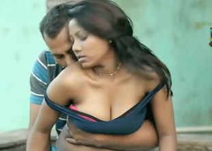 Sexy tamil gal romance and..