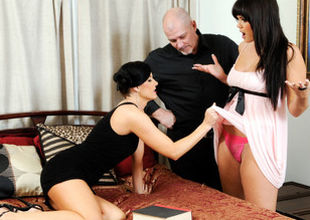 India Summer & Alison Tyler & Mark..