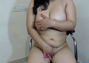 Hefty hooters india warm bhabhi on the..